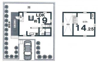永田琵琶湖近くログハウス