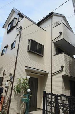 【外観】大阪市住吉区清水丘2丁目 中古戸建