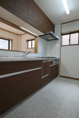 【キッチン】大阪市住吉区清水丘2丁目 中古戸建