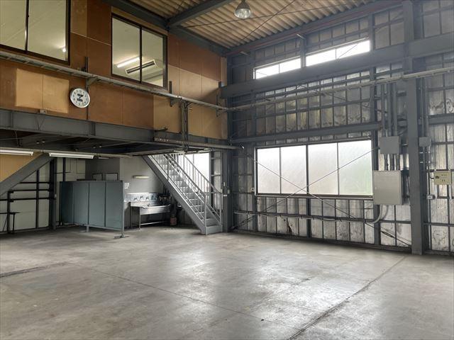 【内装】伊那市山寺 貸事務所・倉庫