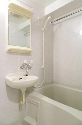 【浴室】グランド・ガーラ西麻布