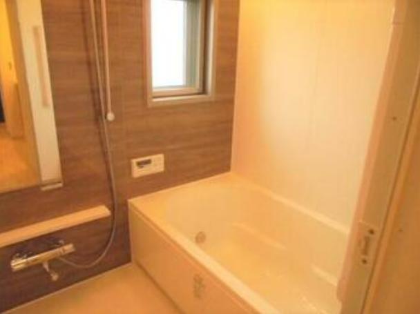 【浴室】水戸市姫子2丁目 サーパス赤塚姫子 中古マンション