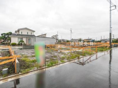 【外観】新築分譲住宅 狭山市柏原15期 全6棟(5号棟)