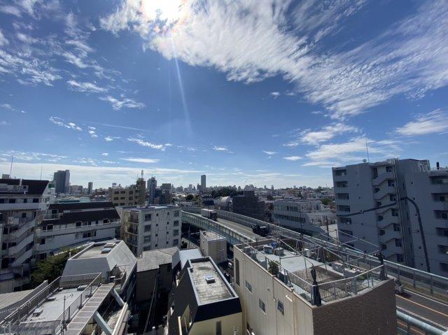 【展望】三軒茶屋スカイハイツ