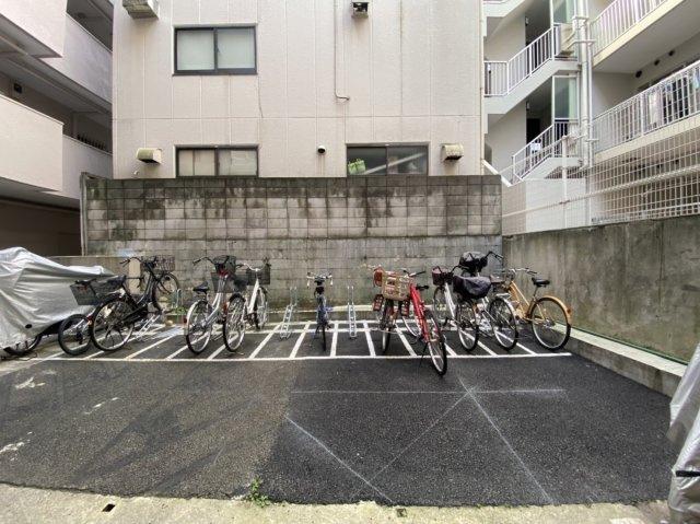 駐輪場 空有 年額3,600円 ※空要確認