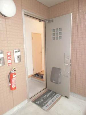 【玄関】シャーメゾン・ルミナーレ C棟