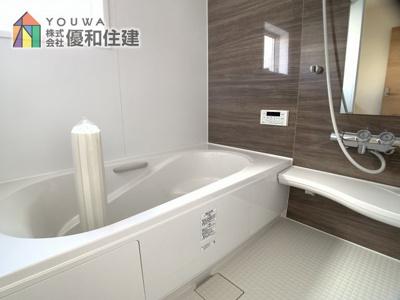 【浴室】明石市林1丁目 新築一戸建て