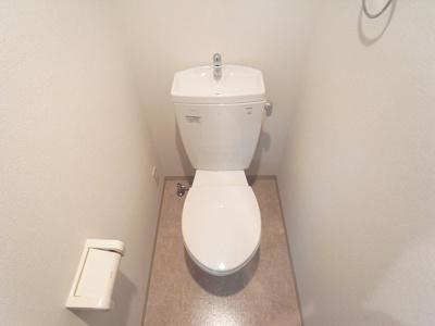 【トイレ】プレミアムコート神戸三宮