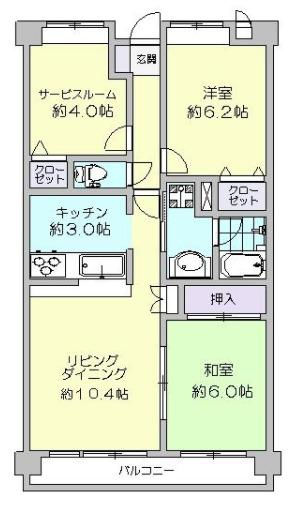 ライオンズマンション川越駅東
