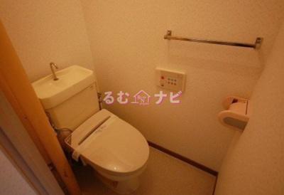 【トイレ】ヴェルドミール井尻