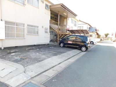 【駐車場】内田ハイツ