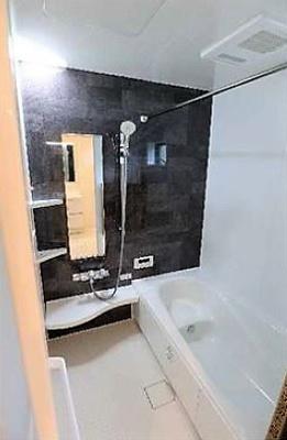 【浴室】中野区江原町3丁目 新築戸建 4750万円