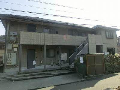 【外観】パークヒル津田