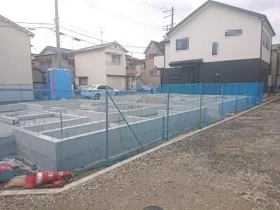 南海高野線「萩原天神」駅より徒歩11分!全5棟の新築分譲住宅!完成までしばらくお待ちくださいね…♪