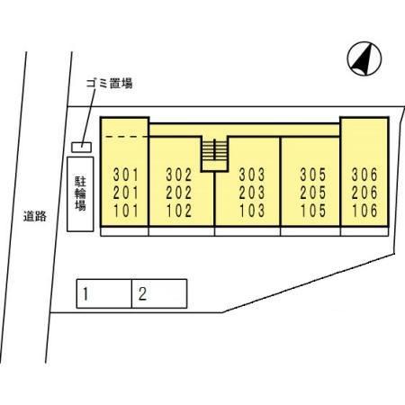 【区画図】ドルフェンデ