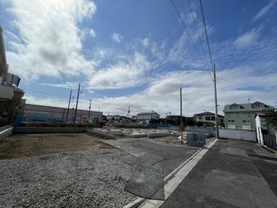 【外観】足立区古千谷本町3丁目新築戸建て【全17棟】