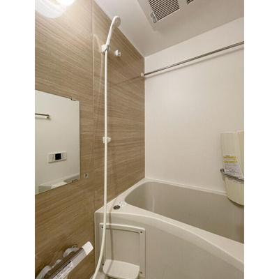 【浴室】ウェルスクエアイズム上池台