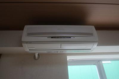 エアコン ※他のお部屋のお写真です。