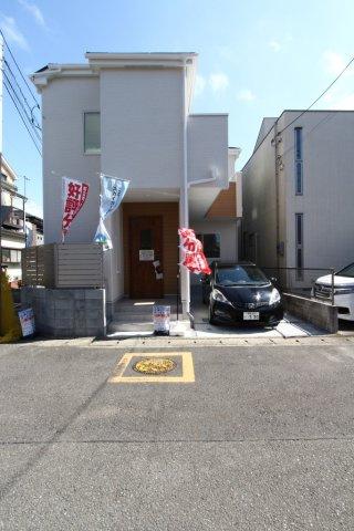平塚市平塚 こだわりの新築分譲住宅、全1棟。完成済みにてご内覧いただけます◎いつでもお気軽に、お問い合わせお待ちしております。