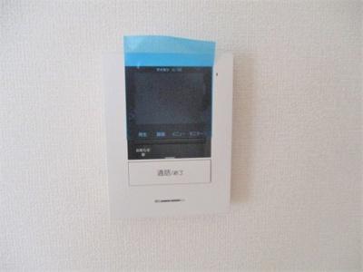 同一タイプ他物件 TVモニター付インターホン