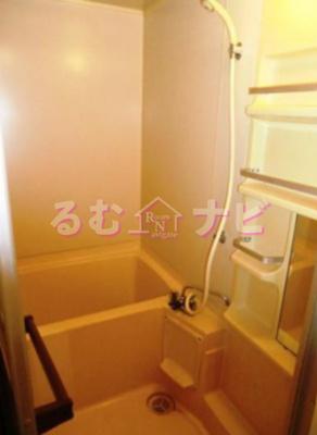 【浴室】メゾンドールヨコヤマ