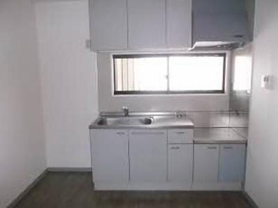 【キッチン】ハイローズオオトリB棟