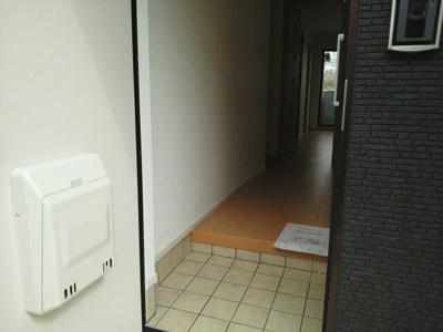 【玄関】サンライズ ヒル