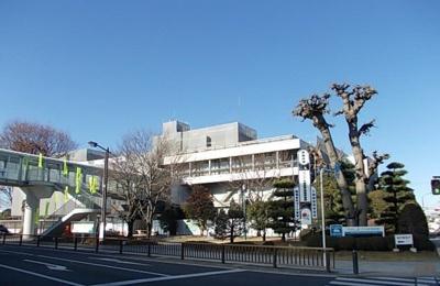 東松山市役所まで350m