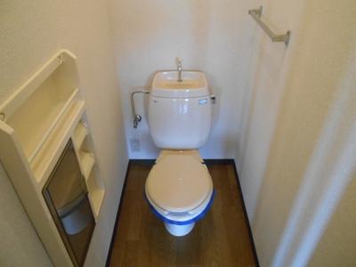 【トイレ】ディオ向ヶ丘