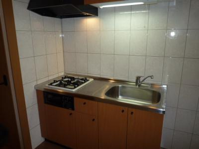 【キッチン】ひまわりハウス