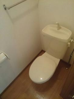 【トイレ】ソフィーナひがし野