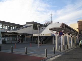 鴻巣駅まで4850m