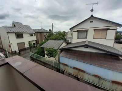 【展望】コスモハイツ