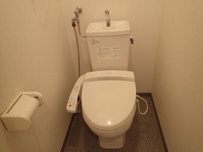 【トイレ】ジュライ円山