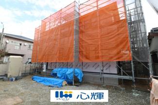 2021年10月13日撮影 近日基礎工事着工予定です。
