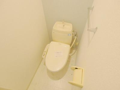 【トイレ】フレグランスYURI A棟