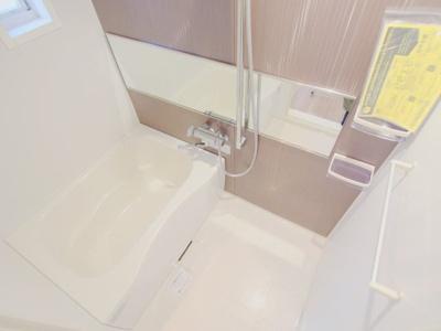 【浴室】フレグランスYURI A棟