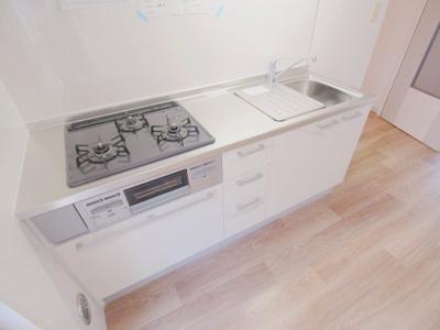 【キッチン】フレグランスYURI A棟