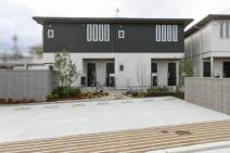 シャーメゾンアミコートA棟の画像