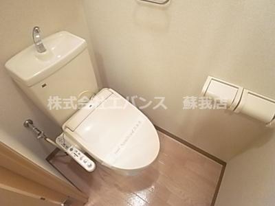 【トイレ】ブレイブTK