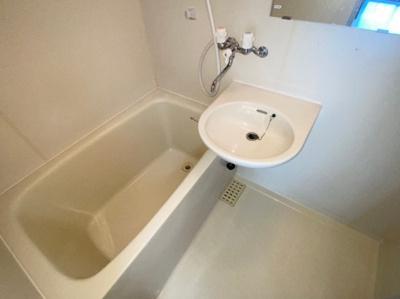 【浴室】トクマスマンション