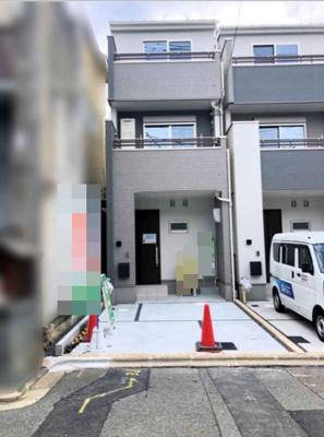 【外観】北区紫野下門前町1号地 新築戸建て