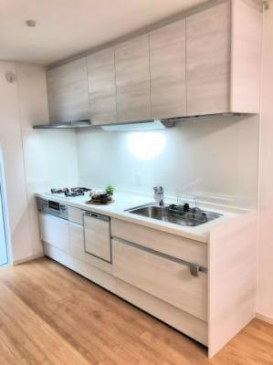 【キッチン】北区紫野下門前町1号地 新築戸建て