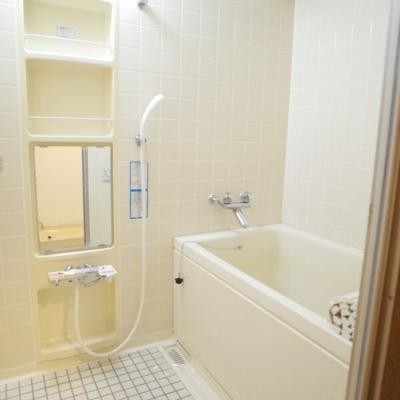 【浴室】ヴィルヌーブ円山公園