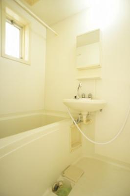 【浴室】ハイム幕張ガーデニア
