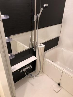 【浴室】ログ上野駅前