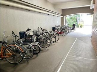 ■駐輪場■ 現在空きがございます!(2021年8月現在) 3000円/年