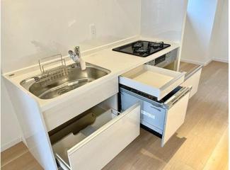 リフォーム時に新規交換しました! キッチンがきれいだとお料理も楽しくなりますね♪