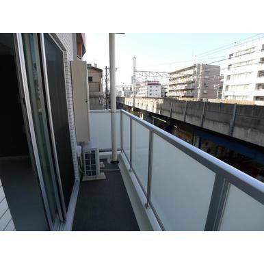 【バルコニー】スプレスター錦糸町
