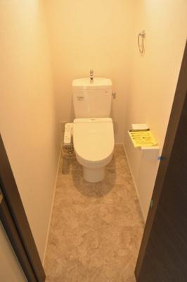 【トイレ】aprire